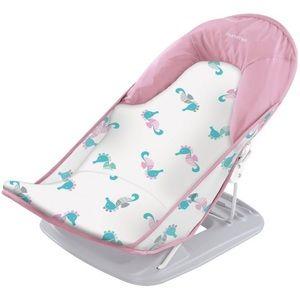 ⭐️3/$29⭐️ summer seahorse baby bath